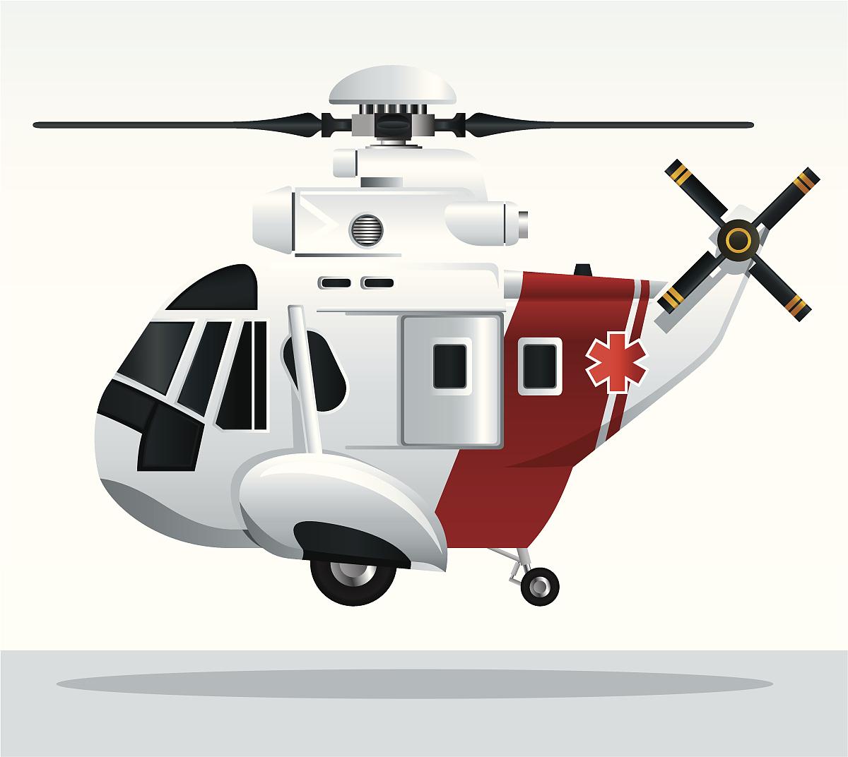 """紧急医疗服务,中国直升机市场的""""蓝海"""""""