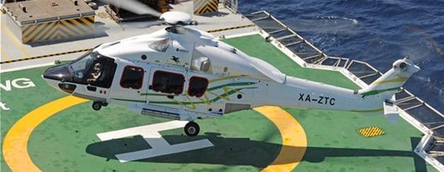 H175最大起飞重量增至7.8吨 性能进一步提升