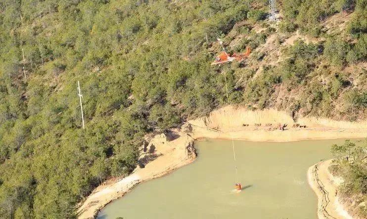 直升机应用丨森林灭火机动性强、使用灵活