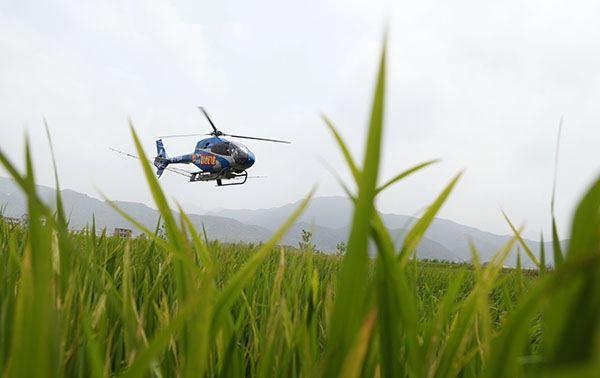民航局发布《直升机喷洒质量指标与检测方法》