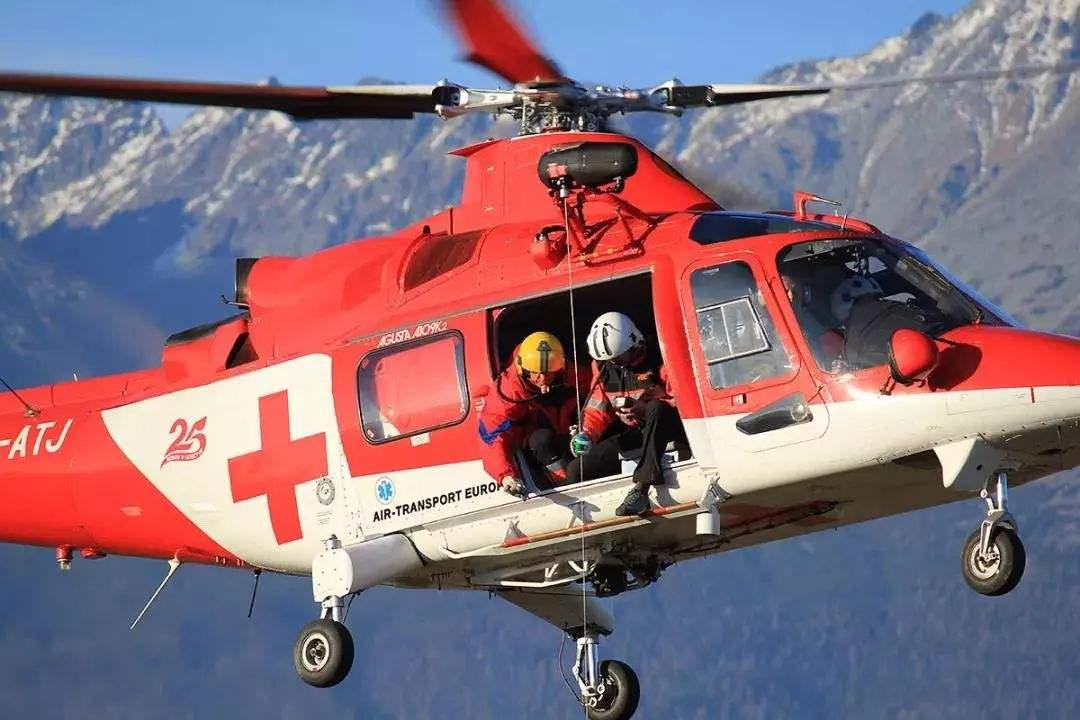 西北局正式启动航空医疗救护联合试点工作