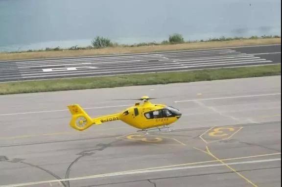 青岛空客直升机首架投入商用 将用于省内执行救援任务