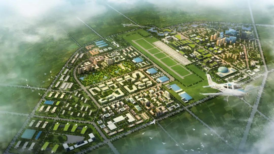 数据解析 | 陕西未来至少37座通用机场,十市都有,多不?