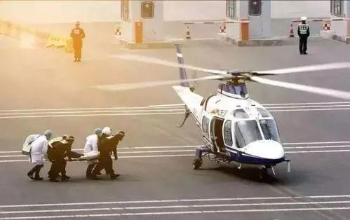 直升机医疗救护是怎样运转的?